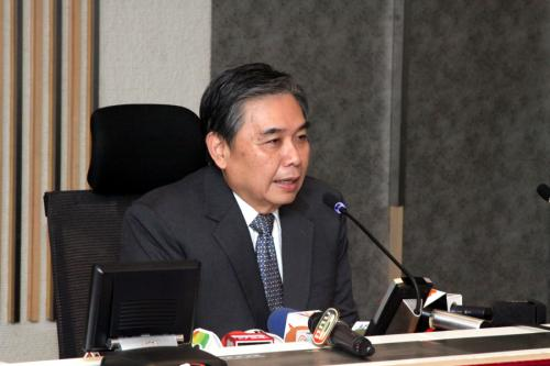 Minister of Finance Thailand