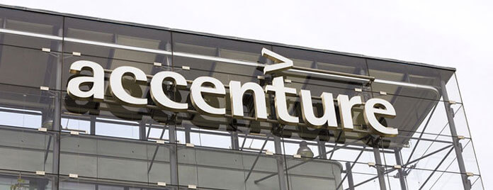 Accenture hopes to increase the efficiency of logistics movements