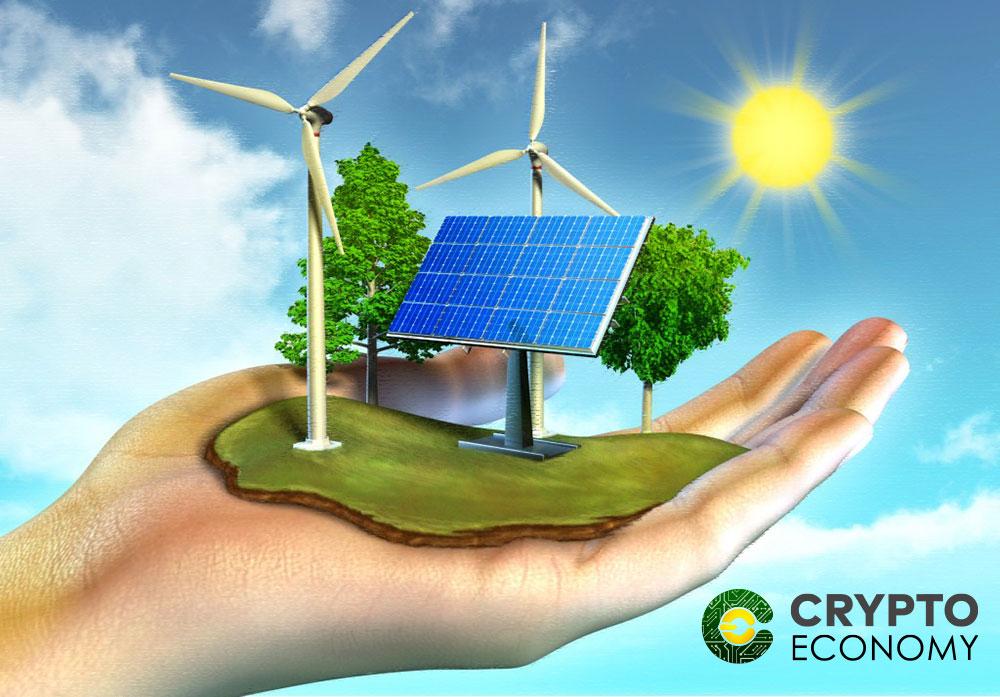 Bitcoin alternative energy