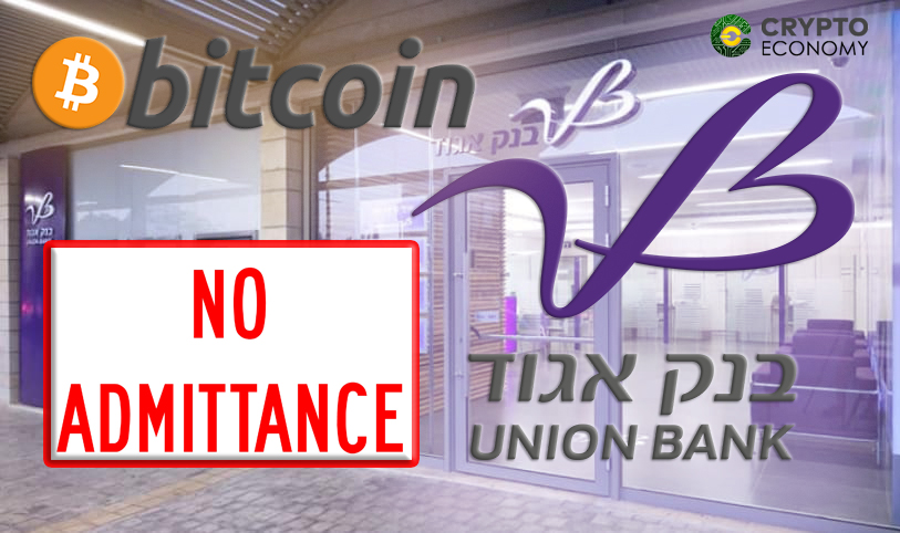 Bitcoin mining company sue Union Bank of Israel