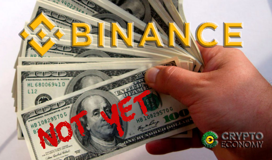 Binance denies the exchange to the dollar