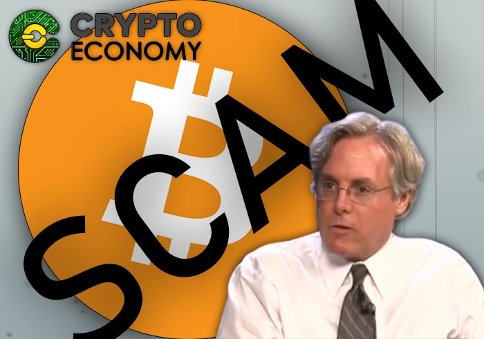 Ex-ceo of paypal says that bitcoin is scam