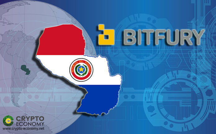 Bitfury with Commons Foundation will open Bitcoin mining centers in Paraguay