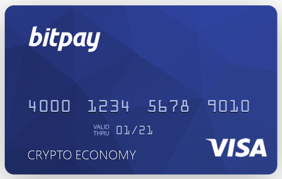 bitpay debit card to pay with bitcoin