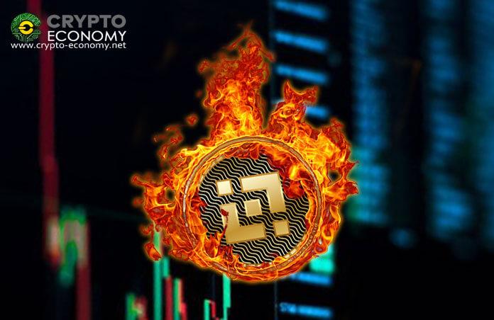 BNB Coin Burn
