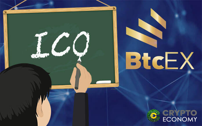 BtcEX Exchange is re-launching through its ICO