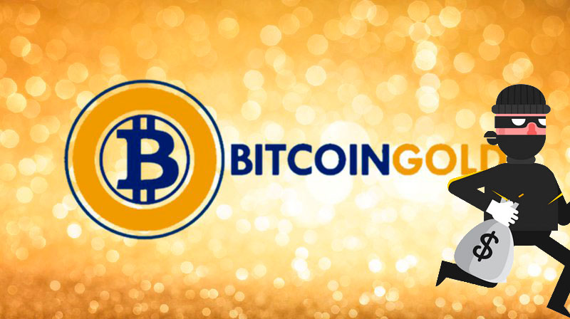 Bitcoin Gold Scam