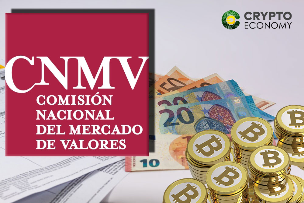 CNMV of Spain, is possible to invest in cryptocurrencies with regulated funds