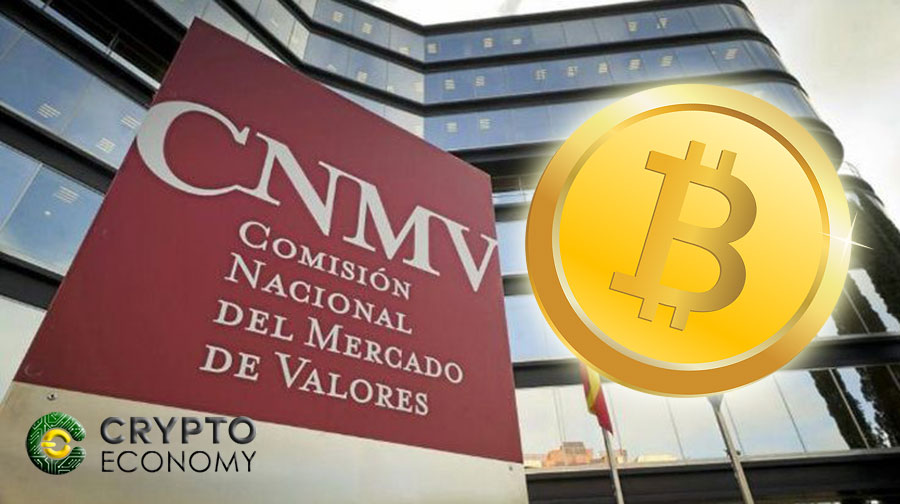 CNMV of Spain will temporarily apply securities regulation to cryptocurrencies