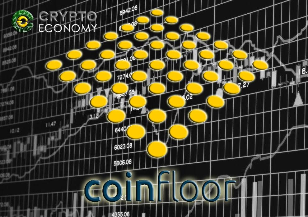 Coinfloor crypto-exchange
