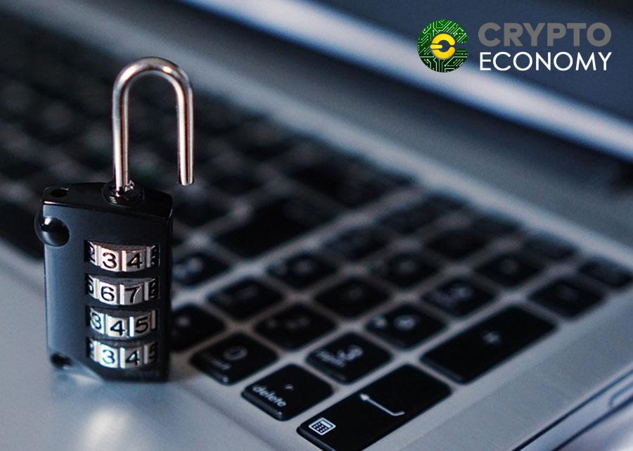 Phishing in EOS accounts