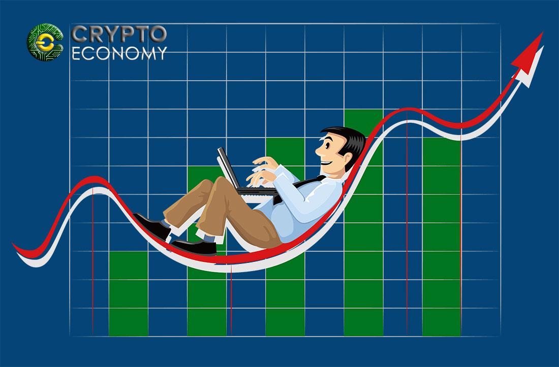 Cryptocurrencies up this week