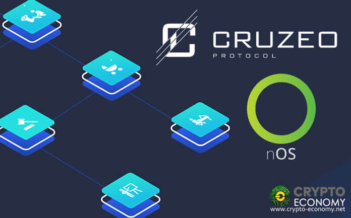 The CRUZEO Protocol Announces Partnership with nOS