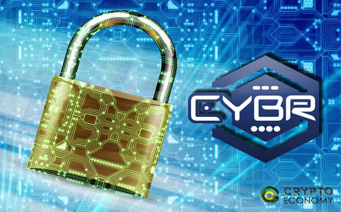 CYBR: On-line security based on Blockchain