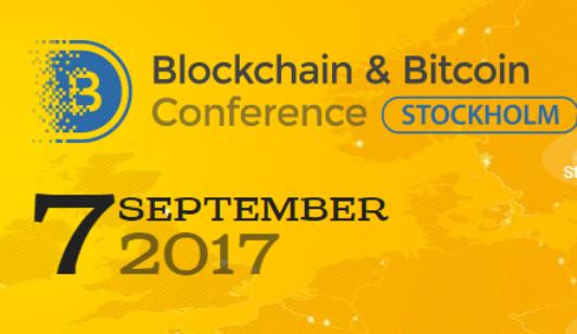 blockchain bitcoin stockholm