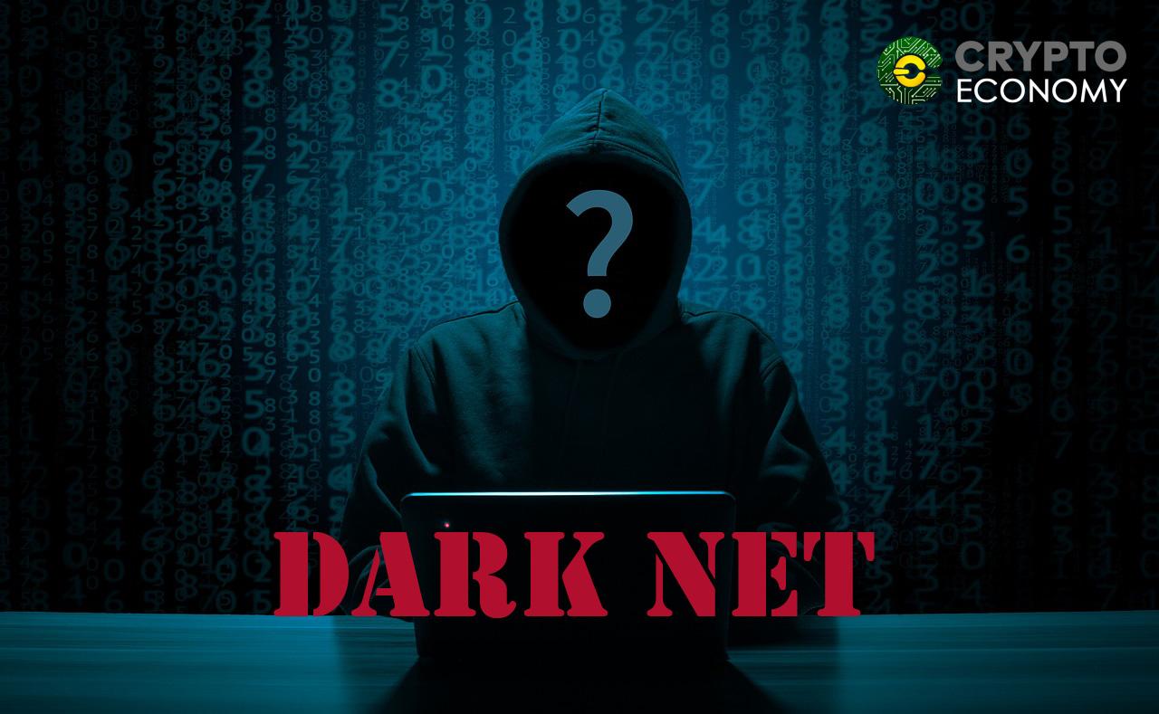 Illegal trade in the dark net