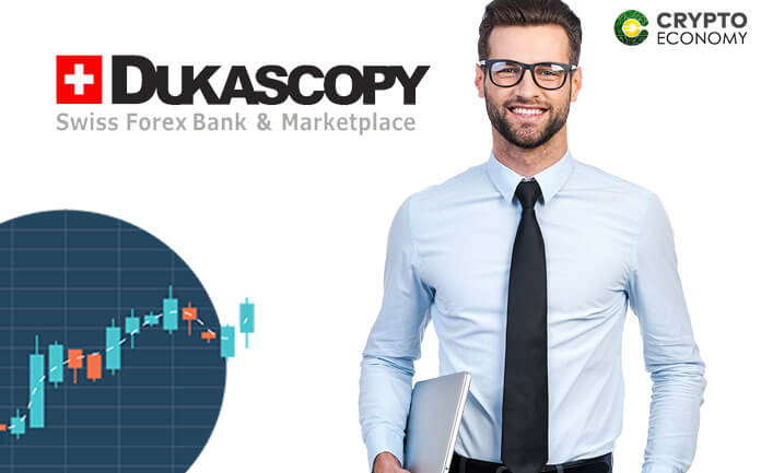 Dukascopy Bank advances in the tests of its operations with cryptocurrencies