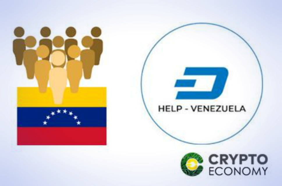 Dash is helping the situation of many Venezuelans