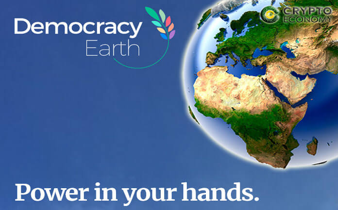 Democracy Earth: blockchain at the service of effective democracy