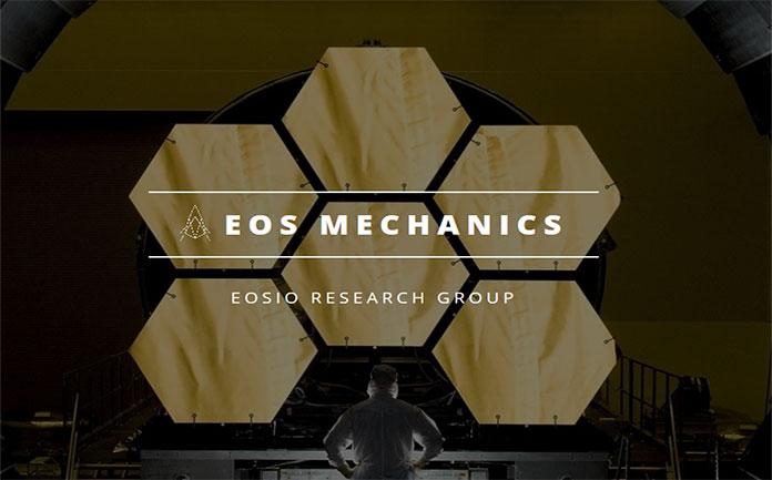 collaborative research effort of EOS Mechanics