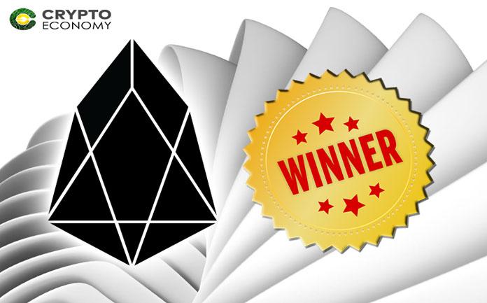The EOS Global Hackaton already has its winners