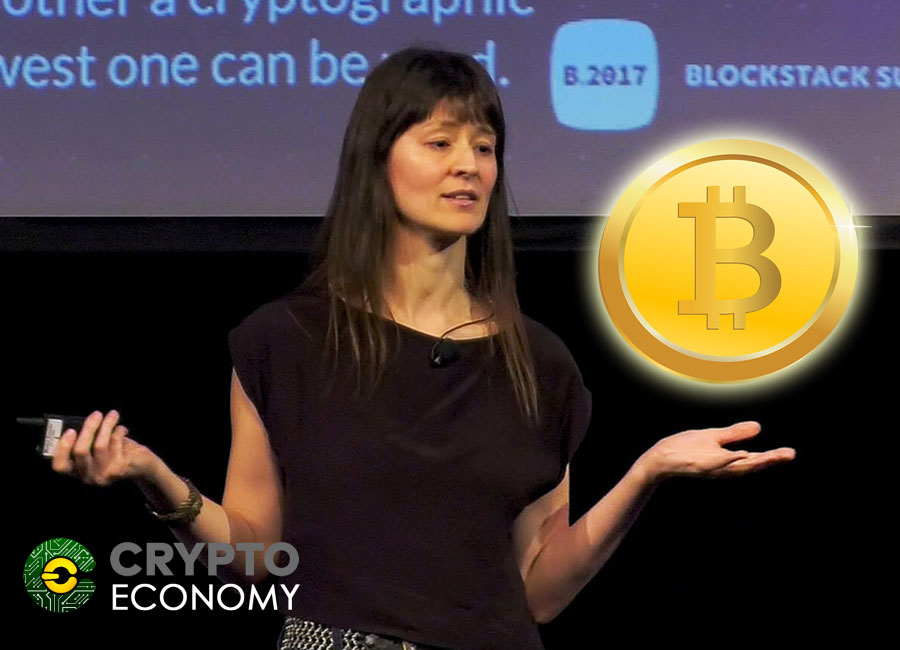 Elisabeth Stark Lightning Labs CEO about bitcoin