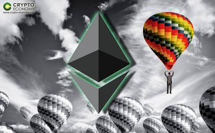 Ethereum [ETH] continues to maintain its second position and widens the gap with XRP