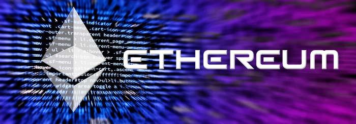 ETHEREUM ETH UPDATE