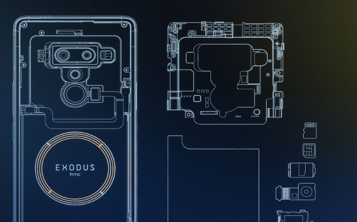 Technical specifications of Exodus One
