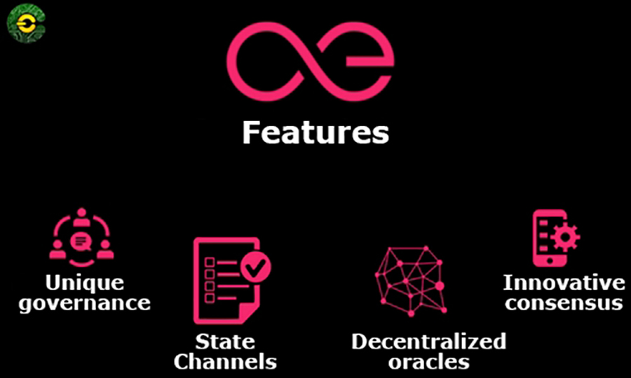 aeternity features