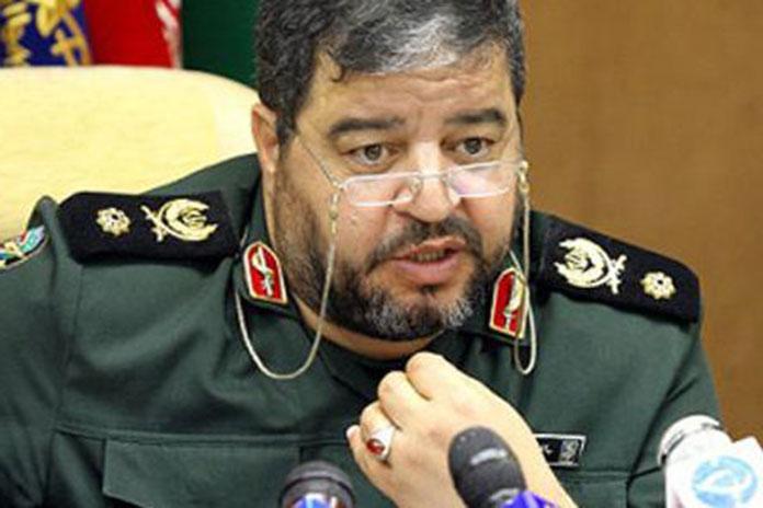 Gholam Reza Jalali is the head of Iranian Civil Defense Organization