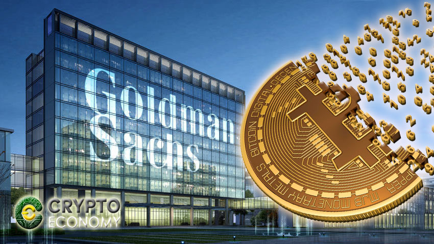 Goldman Sachs' Analysts Think Bitcoin Value On Downward Trend