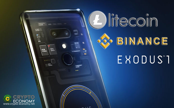 HTC's Exodus Blockchain Phone Can Now Be Bought with Binance Coin, Litecoin and Fiat