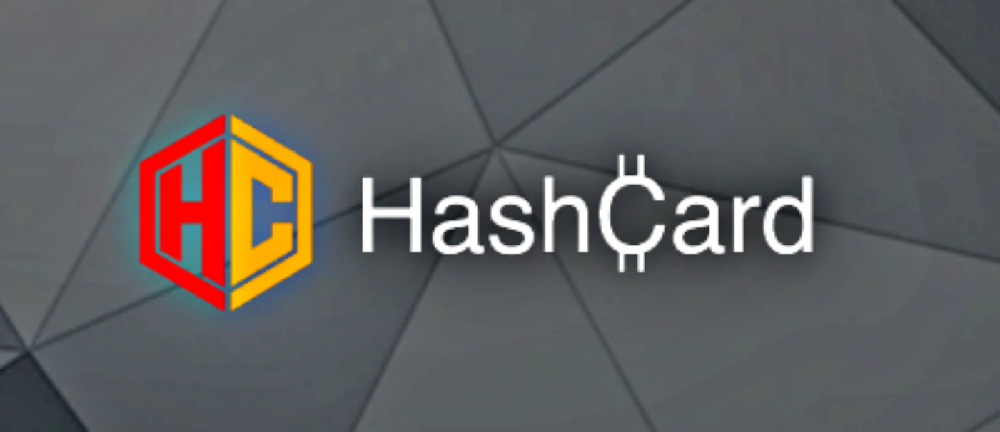 HashCard a debit card solution for cryptocurrencies