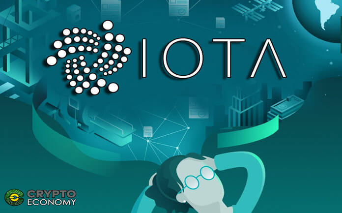 IOTA blockchain