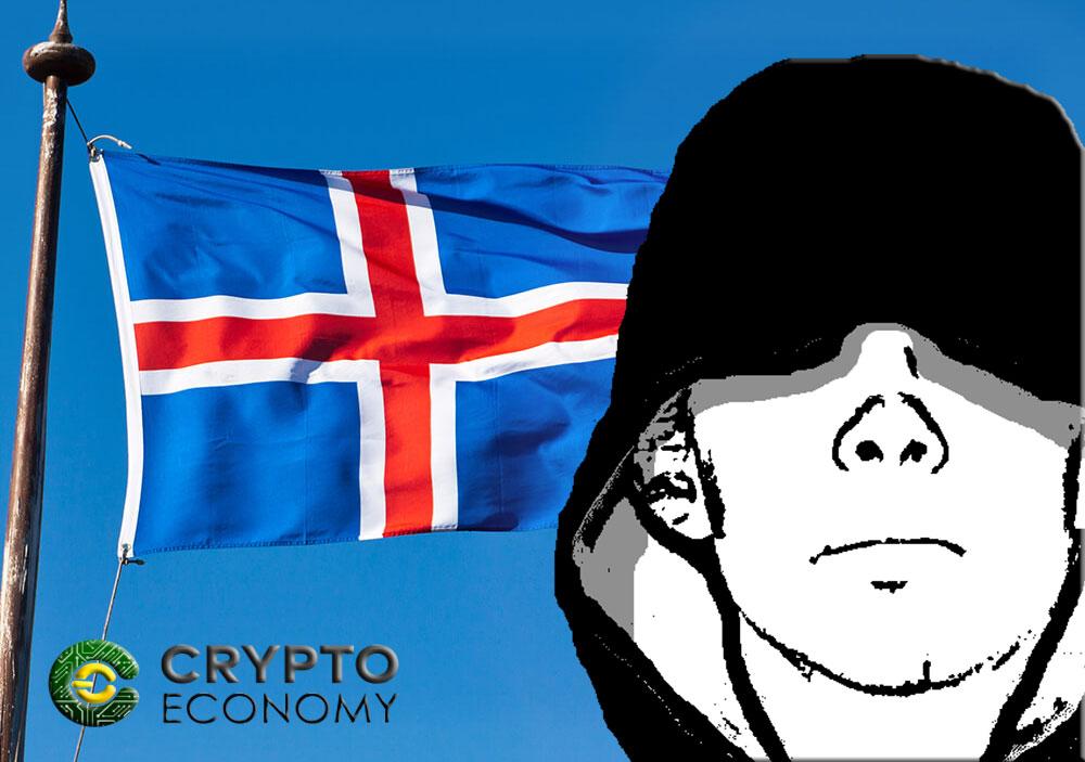 Iceland theft