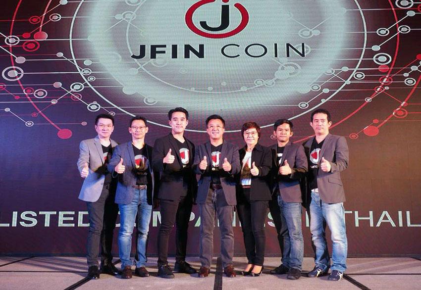Jfincoin team