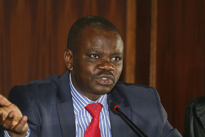 Jerome Ochieng shares the enthusiasm of the task force