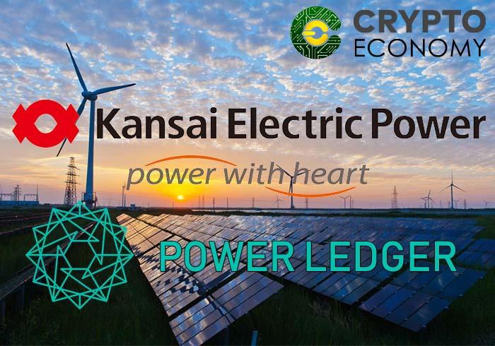 KEPCO AND POWER LEDGER ANNOUNCE ASSOCIATION