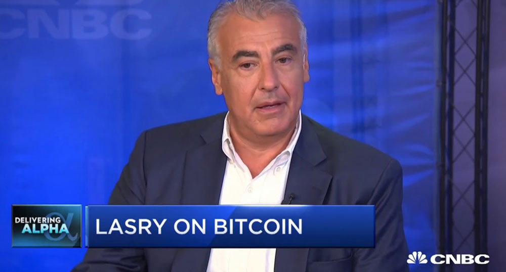 co-founder of Avenue Capital Group and millionaire Marc Lasry