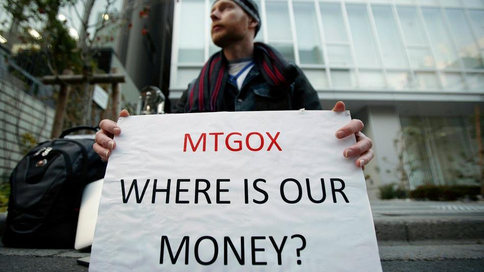 Mt Gox money