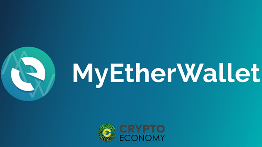 Ethereum wallet Myetherwallet