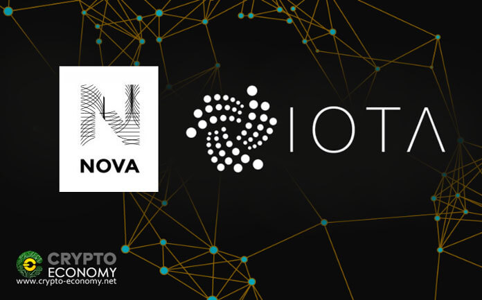 IOTA [MIOTA] partners with NOVA to help new startups