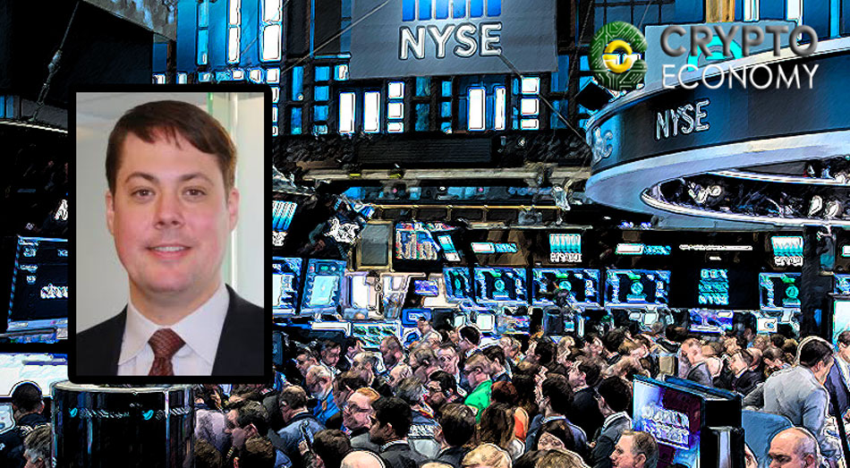 Robert Cornish, ex-Chief Information Officer of the New York Stock Exchange