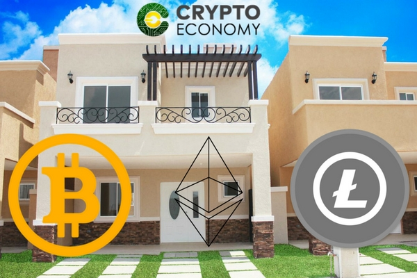 Cryptocurrency for real estate