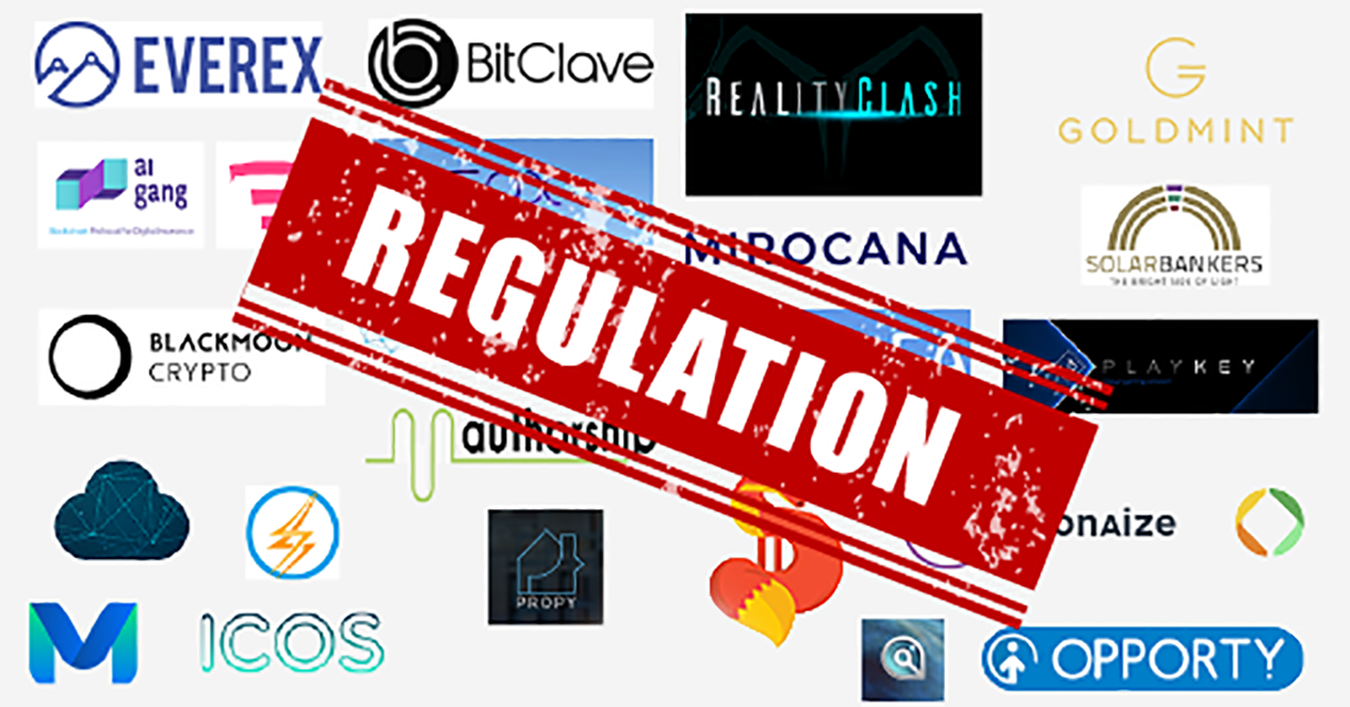 ICOs regulation