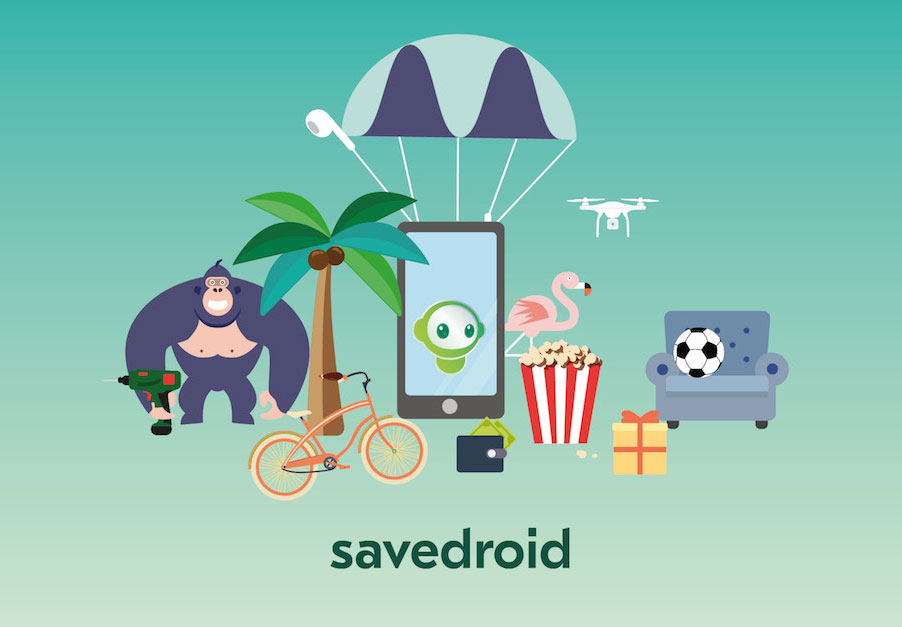 The ico of savedroid is investigated