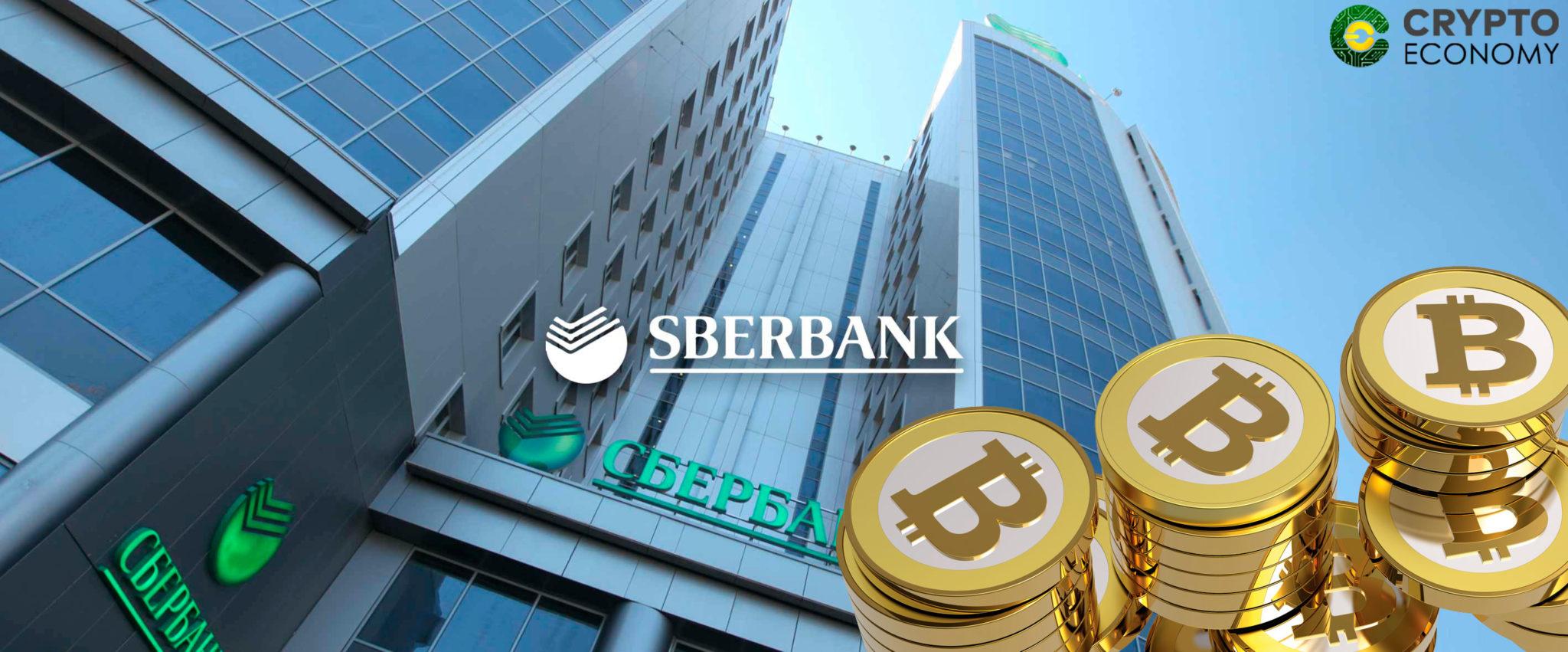 Sberbank Bitcoin Russia