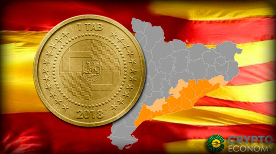 Tabarnia Coin cryptocurrency
