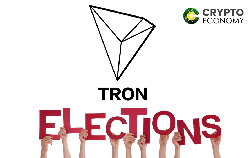 Tron's Founder Wins His Own Blockchain's Election in One Day